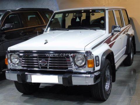 1996 Nissan Patrol 4X4
