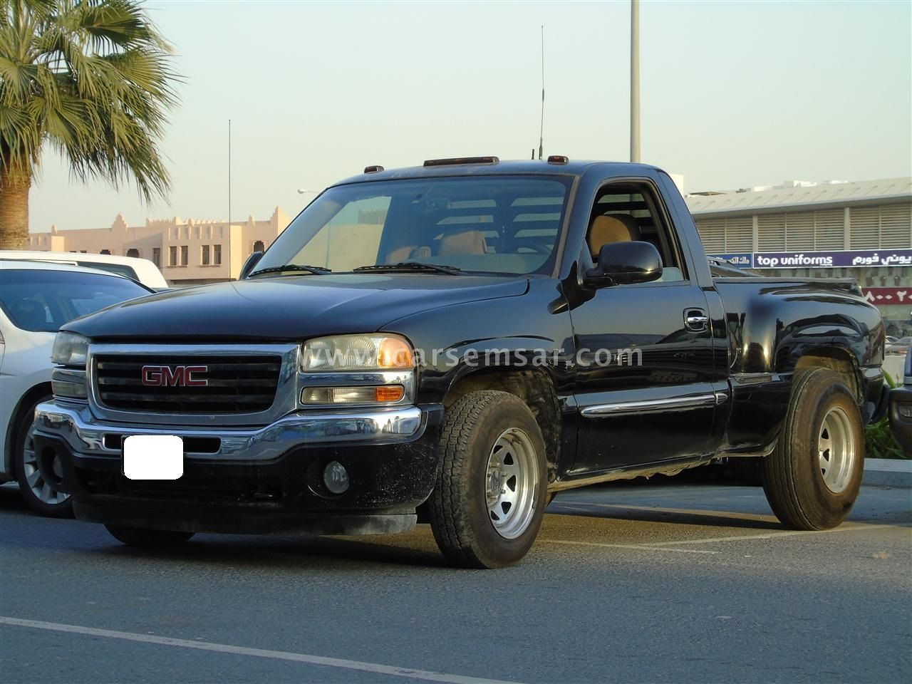 2006 Gmc Sierra 1500 Regular Cab For Sale In Qatar New And Used Cars For Sale In Qatar