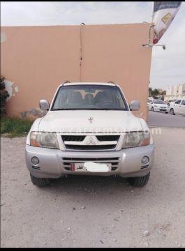 2004 Mitsubishi Pajero GLS
