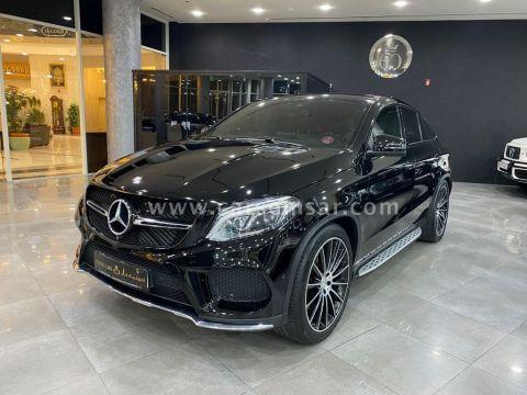 2017 Mercedes-Benz GLE Class 43 AMG