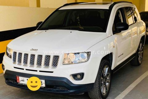 2017 Jeep Compass 2.4 Limited