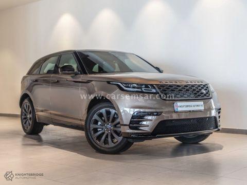 2019 Land Rover Range Velar 2.0