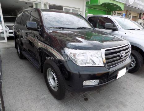 2010 Toyota Land Cruiser GX