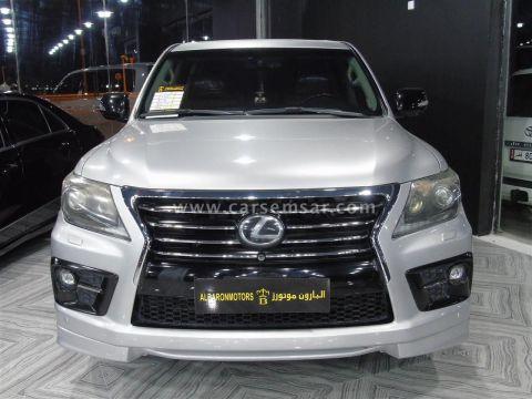 2015 Lexus LX 570 Sport