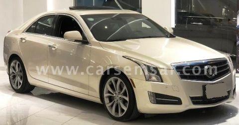 2014 Cadillac ATS 3.6