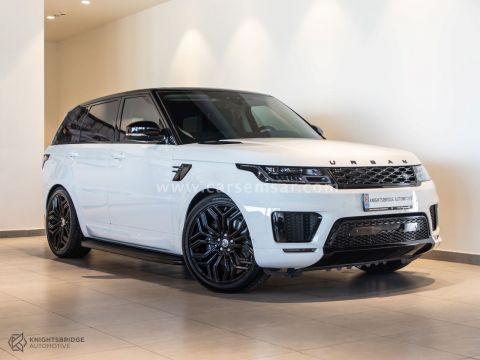 2020 Land Rover Range Rover Sport Urban Edition