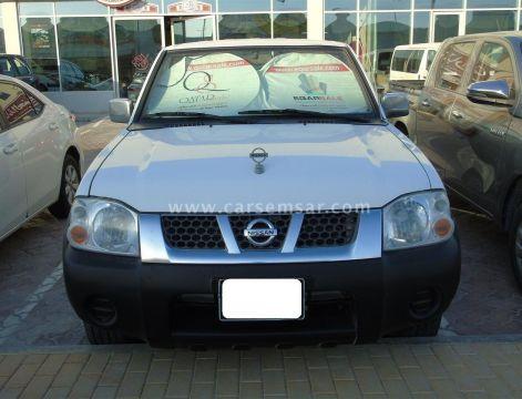 2013 Nissan Pickup
