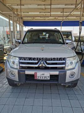 2008 Mitsubishi Pajero 3.8