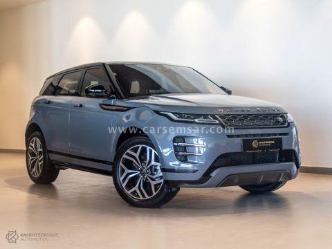 2020 Land Rover Range Evoque First Edition