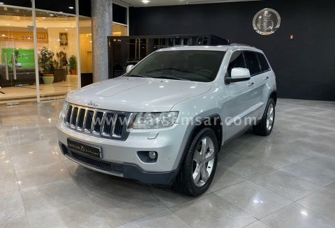 2012 Jeep Grand Cherokee 3.6 Limited 4x4