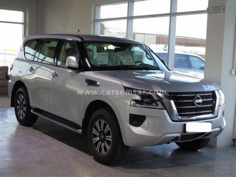 2020 Nissan Patrol LE