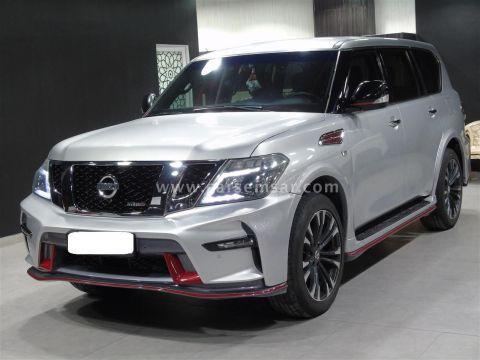 2017 Nissan Patrol Nismo