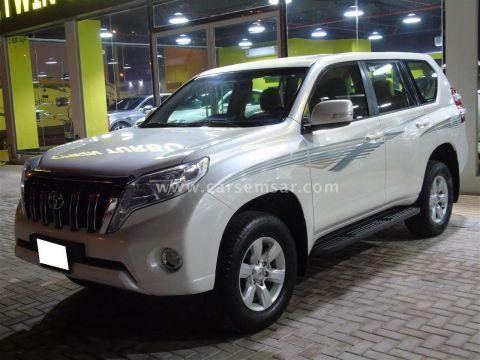 2016 Toyota Prado TXL