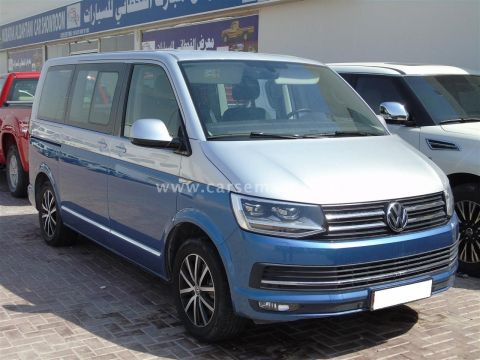 2018 Volkswagen Multivan TSI