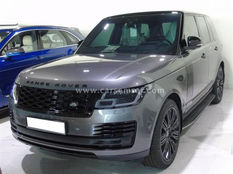 2018 Land Rover Range Autobiography