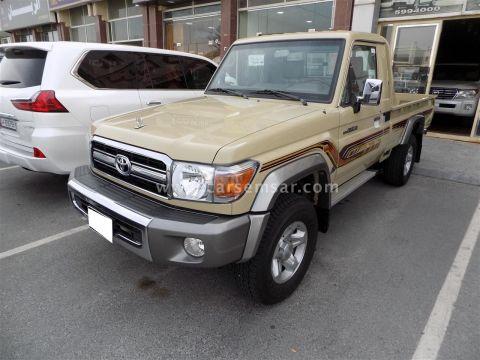 2020 Toyota Land Cruiser Pickup LX