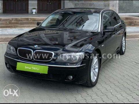 2008 BMW 7-Series 740Li