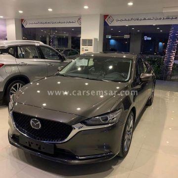2020 Mazda 6 2.5