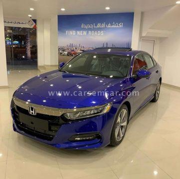 2020 Honda Accord 1.5