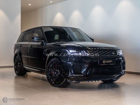 2018 Land Rover Range Rover Sport Supercharged