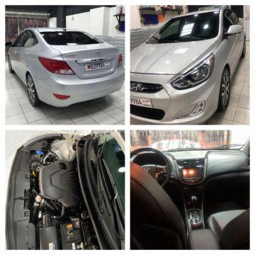 2017 Hyundai Accent 1.6