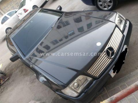 1992 Mercedes-Benz SL-Class SL 500