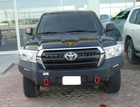 2012 Toyota Land Cruiser G