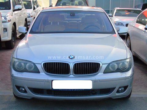 2007 BMW 7-Series 740 Li