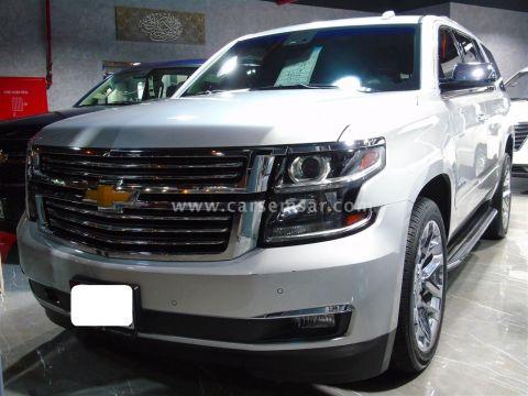 2018 Chevrolet Tahoe LTZ