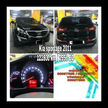 2011 Kia Sportage 2.4