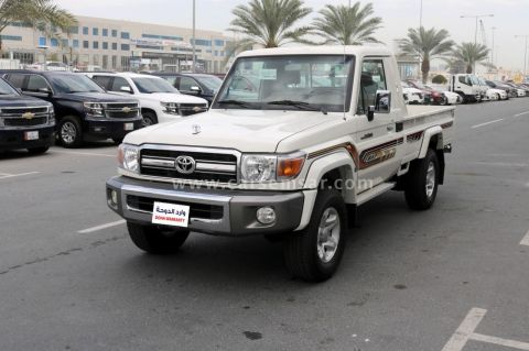 2020 Toyota Land Cruiser Pickup LX