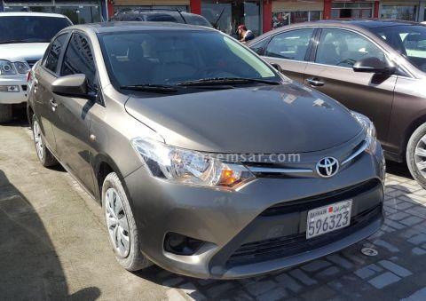 2017 Toyota Yaris 1.3