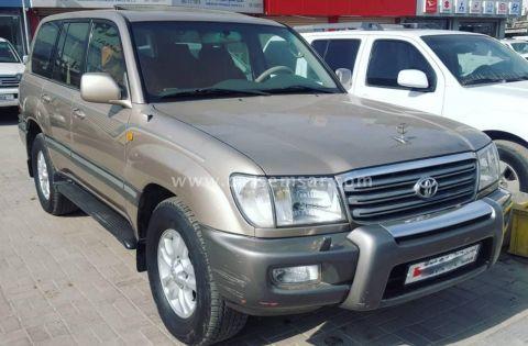 2003 Toyota Land Cruiser VXR