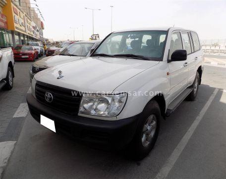 2006 Toyota Land Cruiser G