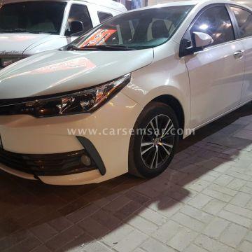 2018 Toyota Corolla GLi 1.6