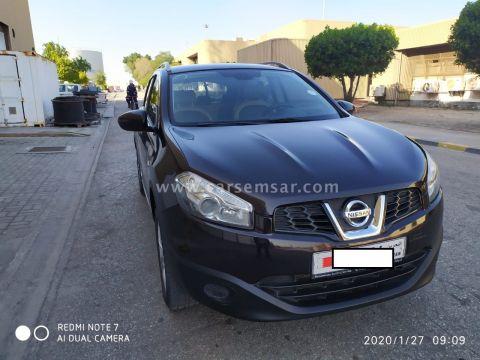 2013 Nissan Qashqai SE