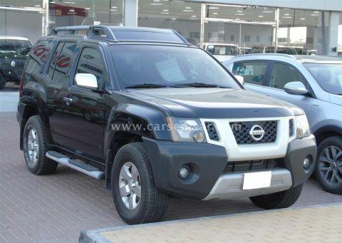 2009 Nissan Xterra 4.0s
