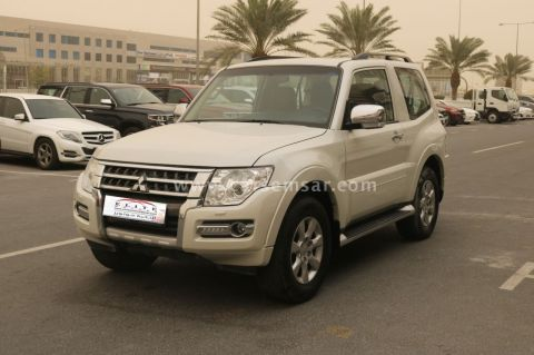 2016 Mitsubishi Pajero Single Door 3.5