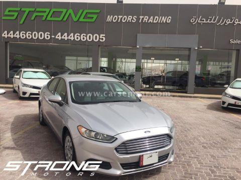 2014 Ford Fusion 2.2 SE