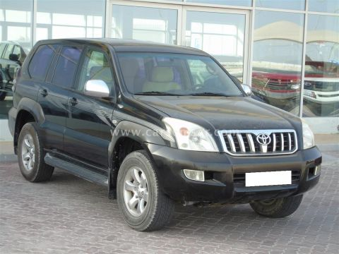 2007 Toyota Prado VX
