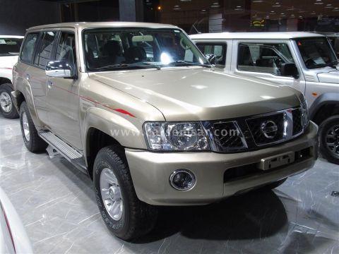 2019 Nissan Patrol  Safari