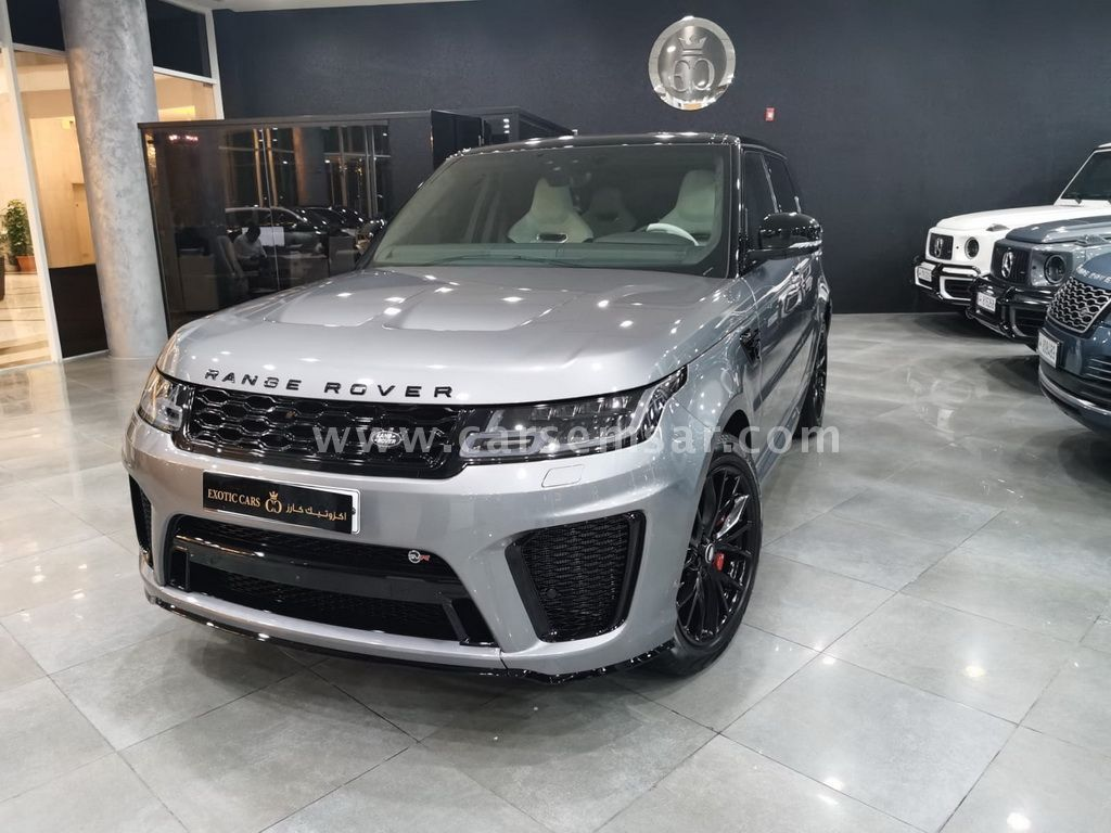 2020 لاند روفر رنج روفر سبورت اس في ار للبيع في قطر سيارات قطر للبيع على كار سمسار