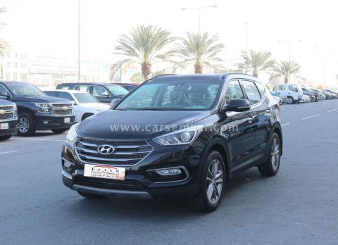 2018 Hyundai Santa Fe 2.4