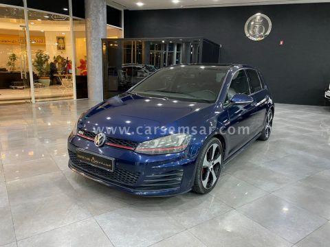 2014 Volkswagen Golf GTi 2.0 L