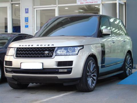 2013 Land Rover Range Rover Auto Biography