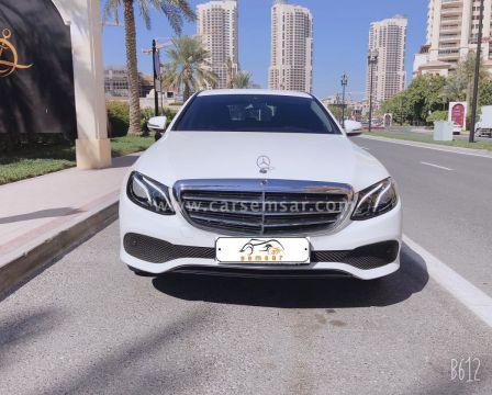 2018 Mercedes-Benz E-Class E 200 AMG