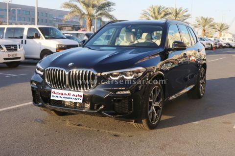 2020 BMW X5 XDrive 40i