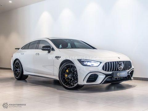 2019 مرسيدس بنز GT 63 S AMG