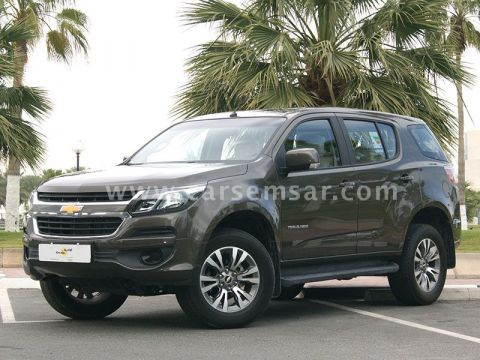 2019 Chevrolet TrailBlazer LT