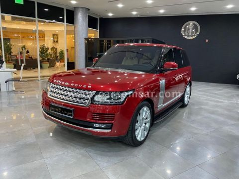 2016 Land Rover Range Rover Vogue